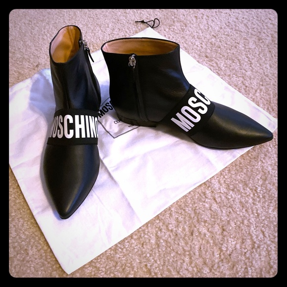 Moschino Shoes - Moschino booties